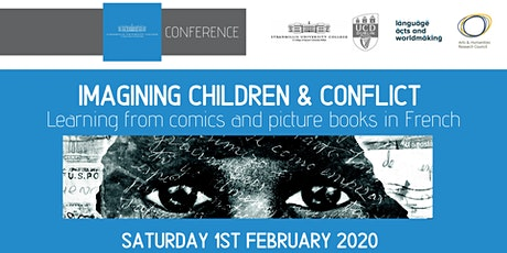 Imagining Children and Conflict Conference tickets