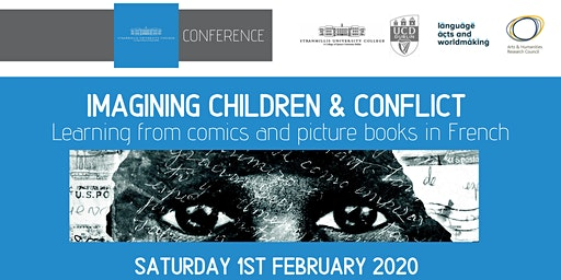 Imagining Children and Conflict Conference