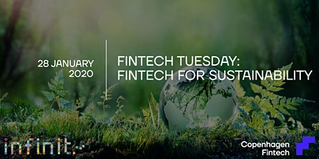 Fintech Tuesday: Fintech for sustainability tickets