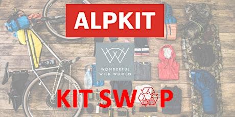 Kit & Clothes Swap with Alpkit & Wonderful Wild Women tickets