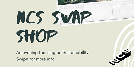 NCS Crawley: New Year New Me - Swap Shop and Sustainability Workshop tickets