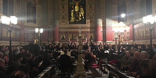 Handel's Messiah at Worcester College