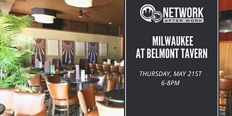Network After Work Milwaukee at Belmont Tavern tickets