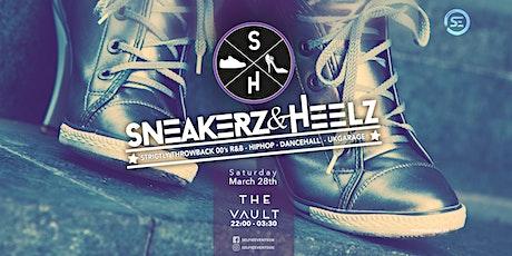 Sneakerz & Heelz Pt2 tickets