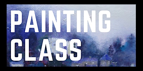 Painting Class tickets