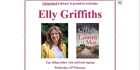 Elly Griffiths - Bestselling Author talk and book signing tickets