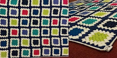 Crochet Class - Mon PM tickets