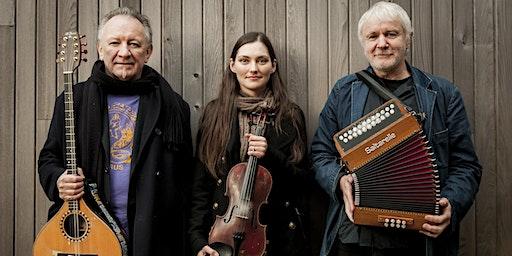 Zoë Conway, Dónal Lunny & Máirtín O'Connor