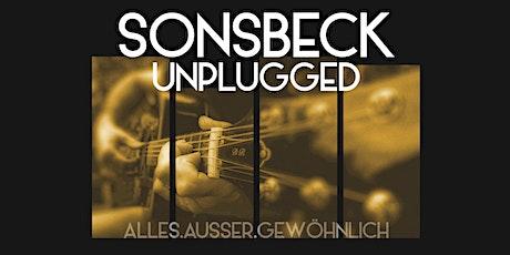 Sonsbeck Unplugged 2020 tickets