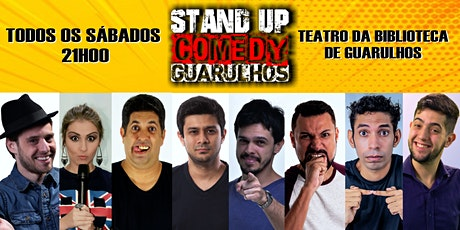 Humor Stand Up Guarulhos ingressos