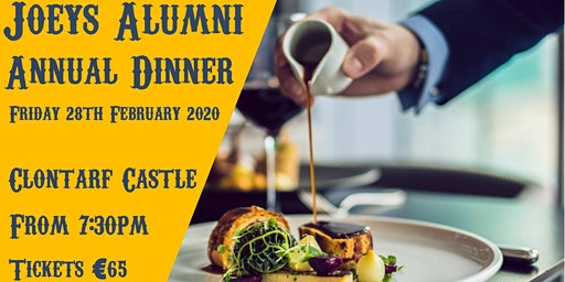 Joeys Alumni 2020 Annual Dinner