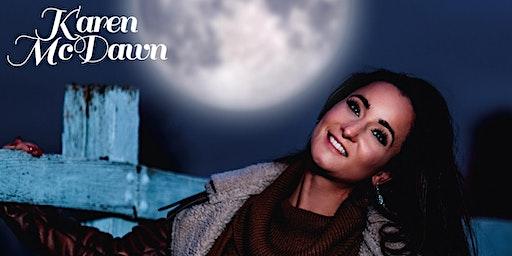 Karen McDawn  Album Release Concert