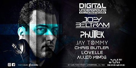 DIGITAL UNDERGROUND LIVERPOOL tickets