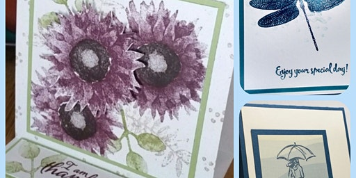 CRAFTERS CLUB: CARD MAKING