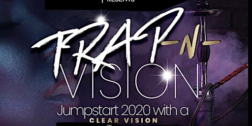2nd Annual Trap n' Vision Board Party