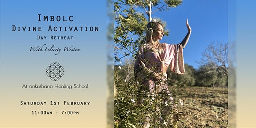 Imbolc Divine Activation Day Retreat