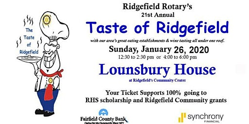 21st Annual Taste of Ridgefield