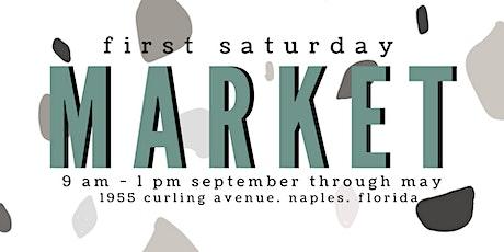 First Saturday Market tickets