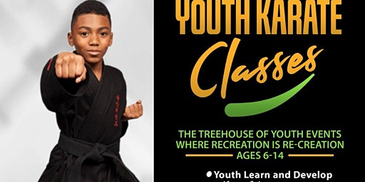Free Youth Karate Classes Ages 6-14