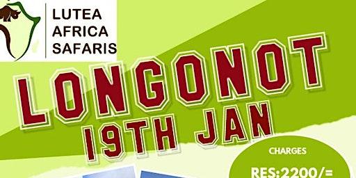 MT LONGONOT ADVENTURE   19TH JANUARY