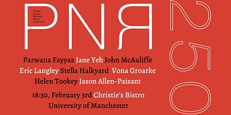 PN Review 250 Launch Party tickets