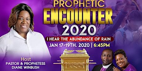 Prophetic Encounter 2020- Abundance of Rain Revival tickets
