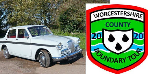 WORCESTERSHIRE COUNTY BOUNDARY CLASSIC CAR TOUR