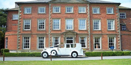 Ansty Hall Hotel Wedding Show - CANCELLED DUE TO COVID. tickets