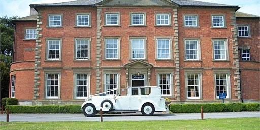 Ansty Hall Hotel Wedding Show