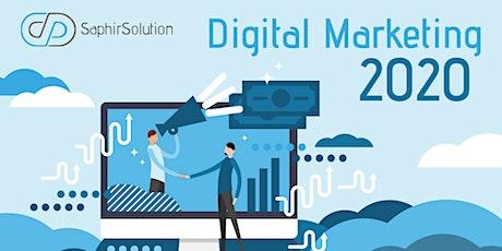 Digital Marketing 2020 [Grundlagen Seminar] Tickets