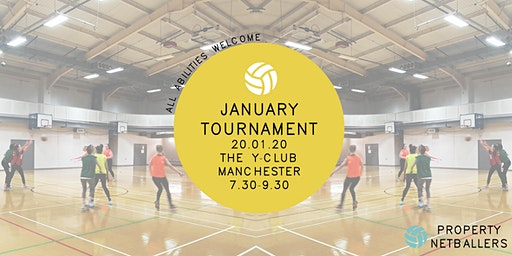 Property Netballers January Tournament