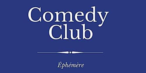 Inauguration FMR Comedy Club