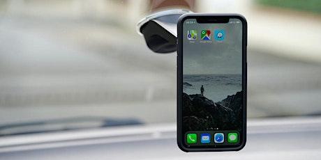 Digidokter: je smartphone als GPS-toestel tickets