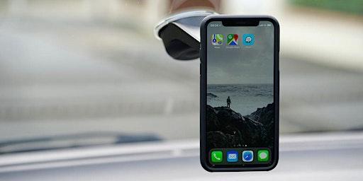 Digidokter: je smartphone als GPS-toestel