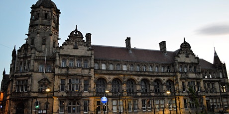 Tours of Wakefield's Town and County Halls tickets