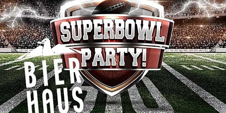 SUPERBOWL PARTY - LIVE GAME | BRIGHTON BIERHAUS tickets