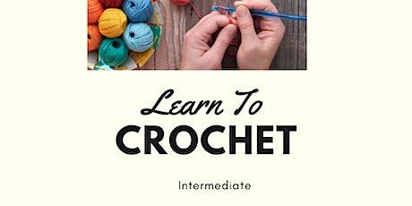 Crochet - Intermediate Level tickets