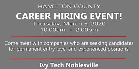2020 Hamilton County Career Hiring Fair tickets