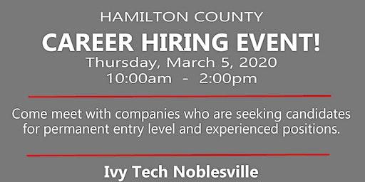2020 Hamilton County Career Hiring Fair