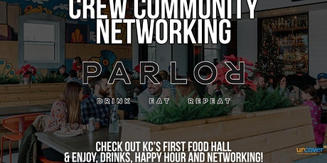 Networking Happy Hour at Parlor tickets