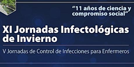 XI Jornadas Infectológicas de Invierno | V Jornadas de Control de Infecciones entradas