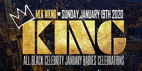 KING - The All BLACK  Celebration  tickets