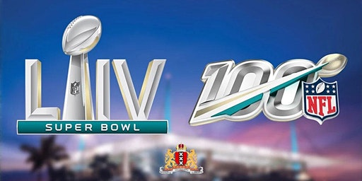 Super Bowl LIV Party Amsterdam