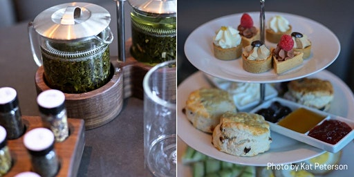 Afternoon Tea: Edina Style