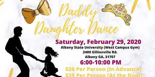 Daddy Daughter Dance of Albany