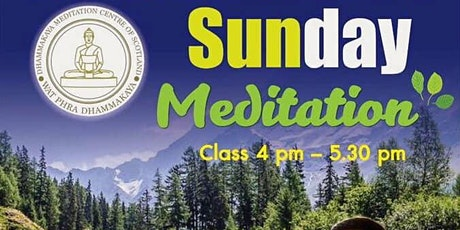 Sunday Meditation Class tickets