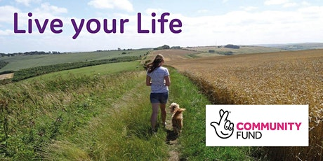 Live your Life workshop - Heathrow tickets