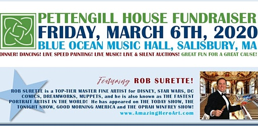 9th Annual Pettengill House Fundraiser!