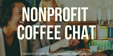 Nonprofit Coffee Chat tickets