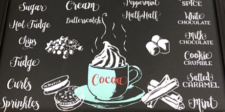 LADIES NIGHT OUT - HOT COCOA BAR AND WINE TASTING tickets